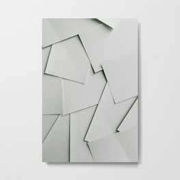 PAPER - SHEETS - A4 - PHOTOGRAPHY Metal Print