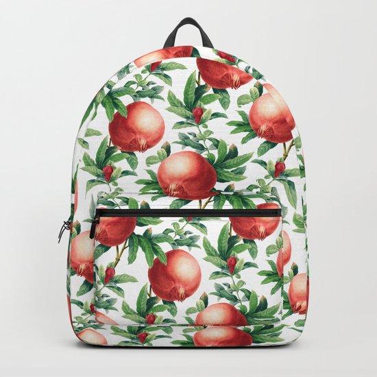Pomegranate pattern II Backpack