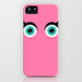 Bright Eyes iPhone Case