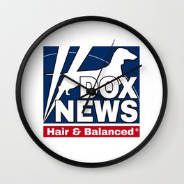 dox news Wall Clock