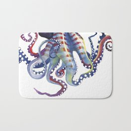 Sea Monster Bath Mat