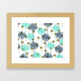 Paradise Sailiing C4 Framed Art Print