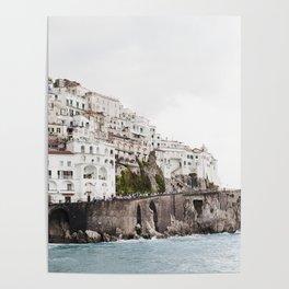 Amalfi Coast Poster