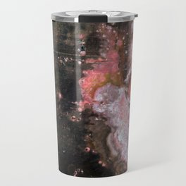 Brass Nebula Travel Mug