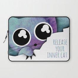inner cat /Agat/ Laptop Sleeve