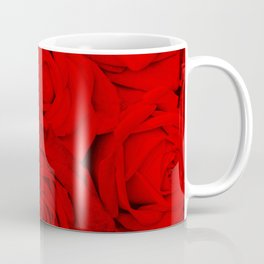 Some people grumble- Floral Red Rose Roses Flowers Garden Coffee Mug