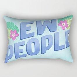 Ew People Rectangular Pillow