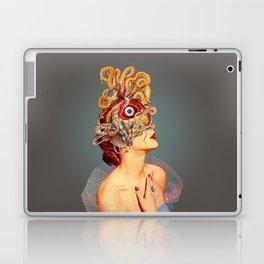 Freud vs Jung Laptop & iPad Skin