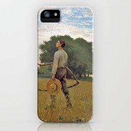 Song Of The Lark - Digital Remastered Edition iPhone Case