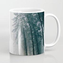 The Winter Trail (Color) Coffee Mug