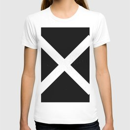 (CROSS) (BLACK & WHITE) T-shirt