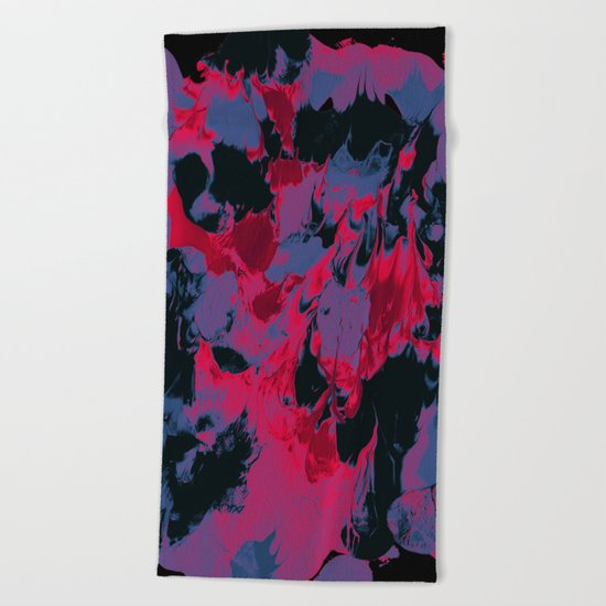 Malice Beach Towel
