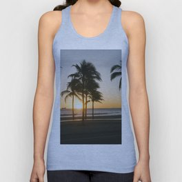 Fort Lauderdale at sunrise Unisex Tank Top