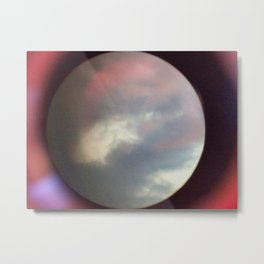 HAVEN 1 ,SYSTEM 2 , SKYPLANET Metal Print