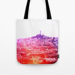 Crayola Skyline Tote Bag