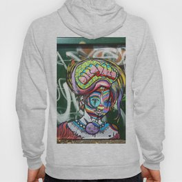 Graffiti Art Dumpster Hoody