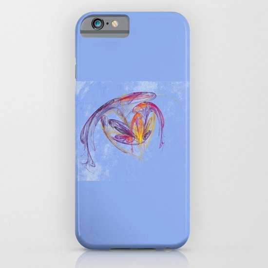 Loving Heart   (A7 B0171) iPhone & iPod Case