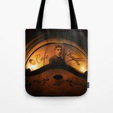 Cafe Kafka Tote Bag