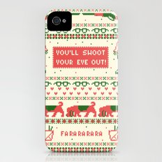 A Christmas Sweater iPhone (4, 4s) Slim Case