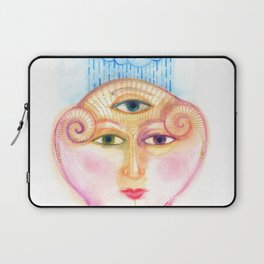 daemon of complicated times Laptop Sleeve