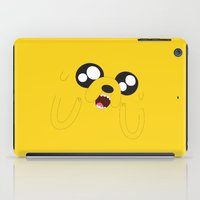jake iPad Cases featuring Jake by 7043