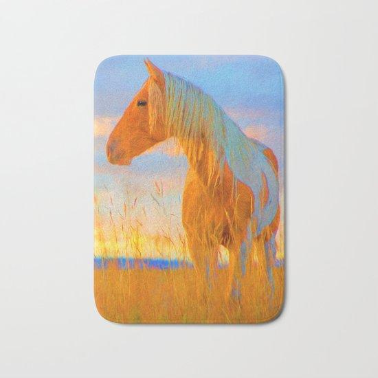 Mustang Bath Mat