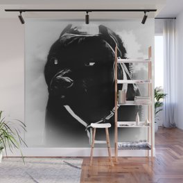 Pit Bull Models: Khan 02-04 Wall Mural