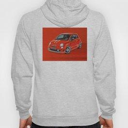 FIAT Abarth 500 Hoody
