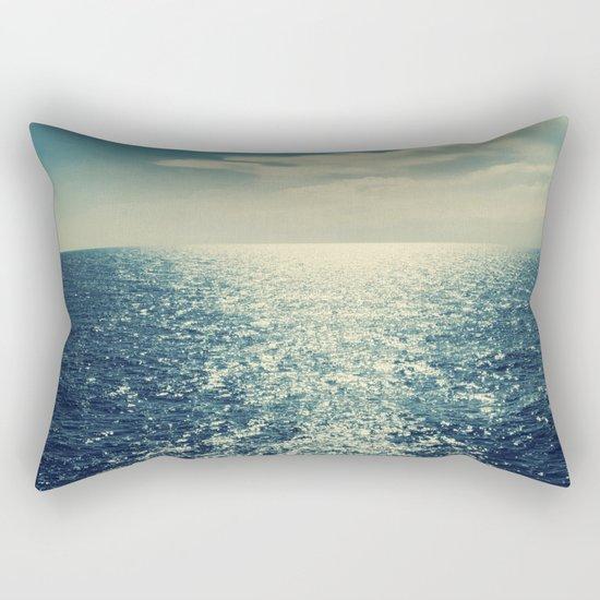 Sea horizon 2 Rectangular Pillow