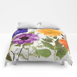 Fleuriste II Comforters