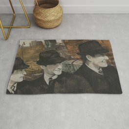 The Closers Rug