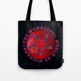 THE WONDERFUL WORLD OF WICCANS - 060 Tote Bag