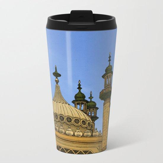 Opulence Metal Travel Mug
