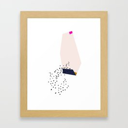 Blackwater Framed Art Print