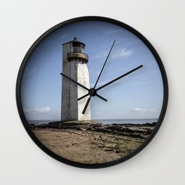 Southerness Lighthouse Wall Clock