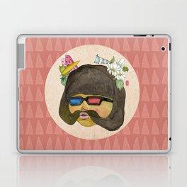Girlstache Laptop & iPad Skin