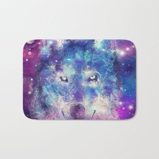 wolf 1 Bath Mat