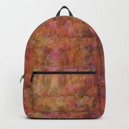 Bohemian Batik Backpack