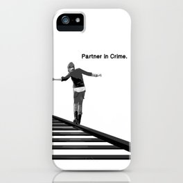 Partner in Crime Tracks, Chloe Price Matching Set iPhone Case