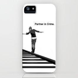 Partner in Crime Tracks, Chloe Price Matching Set iPhone Case