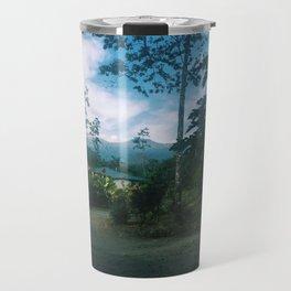 Arenal Volcano in Costa Rica Travel Mug