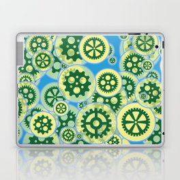 Gearwheels Laptop & iPad Skin