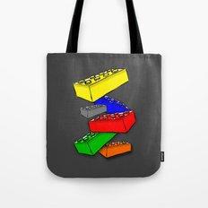 The Building Blocks of Life Tote Bag