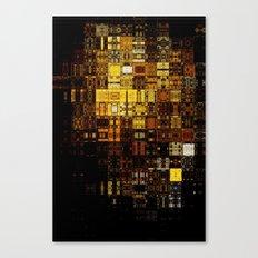 Bits and Bobs Canvas Print