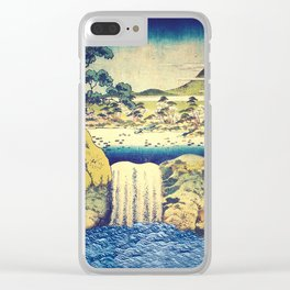 To Pale the Rains in August Clear iPhone Case