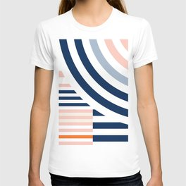 Connecting lines 3. T-shirt