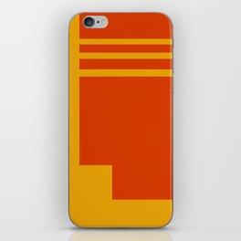 """Man from Mars (della serie """"La Teoria del Colore"""") iPhone Skin"""