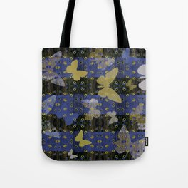 papillons Tote Bag