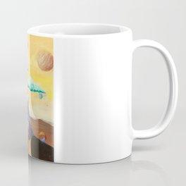 Little Prince with sunflower Coffee Mug