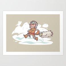 Good Luck Charm! Art Print